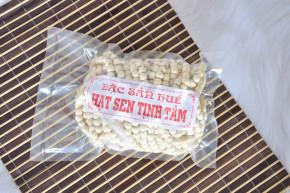 Giá hạt sen khô Huế hiện nay bao nhiêu 1 kg?